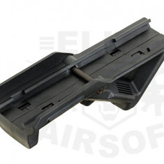 Maner tactic ergonomic Mod 1 - Negru [Element]