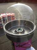 Aparat vata de zahar pe gaz D=52 cm- comert ambulant