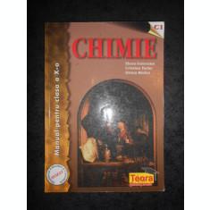 ELENA GOICEANU - CHIMIE C1 clasa a X-a (2001)