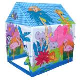 Cumpara ieftin Cort pentru copii, 95 x 72 x 102 cm, model animalute