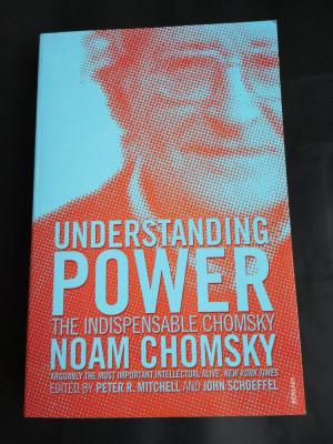 Understanding Power - Noam Chomsky, Vintage Books, 2003, 416 pag foto