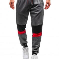 Pantaloni de trening bărbați grafit Bolf 35002