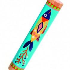Rainstick din lemn baton de ploaie Djeco