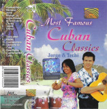Caseta Jorge & Techi ‎– Most Famous Cuban Classics, originala