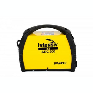 Aparat de sudura Intensiv ARC 200 VRD invertor Intensiv 230V Galben