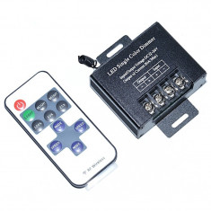 Controler Banda Led Monocrom Dimabil 20A , RF Wireless