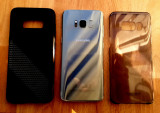 Samsung Galaxy S8 64Gb + 2 free bumper cases