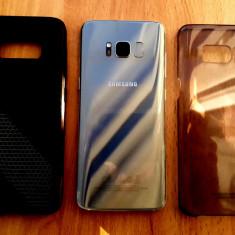 Samsung Galaxy S8 64Gb + 2 free bumper cases