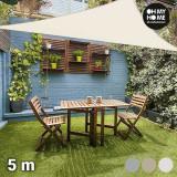 Cumpara ieftin Pavilion pentru Umbra Triunghiular Ambiance Oh My Home (5 metri)