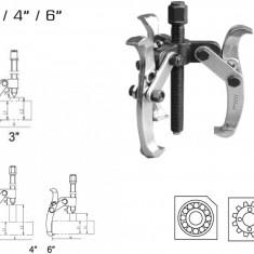 """Extractor Rulmenti cu 3 Brate - 3"""" - Profesional"""