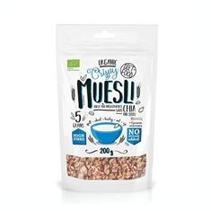Musli Bio cu Seminte de Chia Diet Food 200gr Cod: 5906660508854