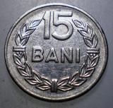 7.683 ROMANIA RSR 15 BANI 1966