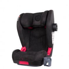 Scaun auto Zafiro cu Isofix Black 15-36 Kg Coletto
