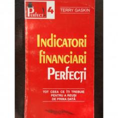 INDICATORI FINANCIARI PERFECTI - TERRY GASKIN