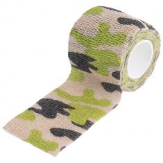 Airsoft Banda Adeziva de Camuflaj - Tan Multicam