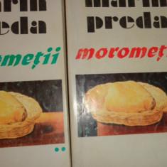 MOROMETII 2 VOLUME = MARIN PREDA