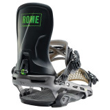 Cumpara ieftin Legaturi snowboard Rome Targa Black 2020