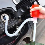 Pompa manuala transfer combustibil, ulei, lichide, fara amorsare
