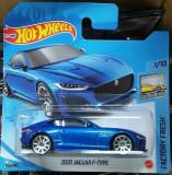 Hot Wheels Turbo: Mașinuță 2020 Jaguar F-Type, 1:64