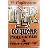 Dictionar englez-roman de verbe complexe
