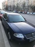 Volkswagen Passat, an fabricatie 2002