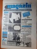 Ziarul magazin 1 iunie 1995- articol despre cernobal