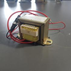 Transformator   2x10V   10V  Sursa alimentare amplificator