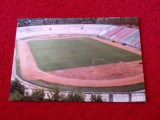 "Carte postala fotbal - Stadionul ""Nicolae Paduraru"" BACAU"