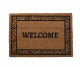 Covoras de intrare Welcome Frame 40x60 cm