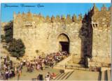 AD 1102 C. P. VECHE -IERUSALEM, DAMASCUS GATE -IERUSALIM -ISRAEL, Necirculata, Printata
