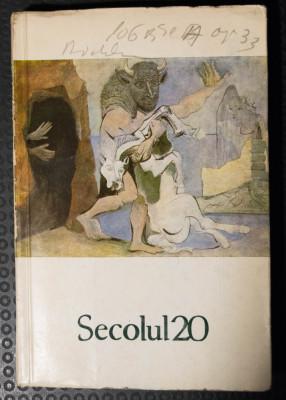 Secolul 20 nr. 265-266 / 1-2 / 1983 (Odysseas Elytis; Picasso ș.a.) foto