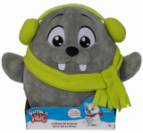 Jucarie de plus interactiva Snuggle and Hug, Morsa