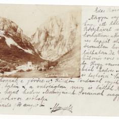 5102 - TURDA, Romania - old postcard - used - 1900