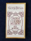 George Tarnea – Cartea cu iubiri secrete. 183 sonete (cu dedicatie & autograf)