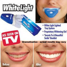Aparat de albit dinti