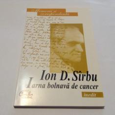 I. (Ion) D. Sîrbu - Iarna bolnavă de cancer--R14