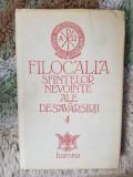 FILOCALIA SFINTELOR NEVOINTE ALE DESAVARSIRII, VOL 4 raft 16