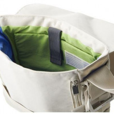 Moleskine Khaki Beige myCloud Reporter Bag - Geanta de umar | Moleskine