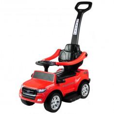 Premergator Ford Ranger cu maner parental, rosu