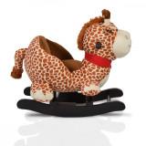 Balansoar plus pentru copii Giraffe cu sunete, Moni