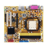 Placa de baza ASUS M2N-MX AM2 + Procesor AMD Athlon 64 X2 4200+ 2.2Ghz +Cooler