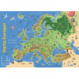 Harta Europei - plansa