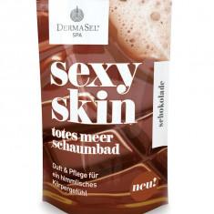 Spumant de Baie DermaSel SPA Sexy Skin cu Aroma de Ciocolata 45 ml