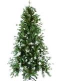 Brad artificial de Craciun Vichingo 180 cm verde nins