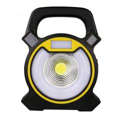 Lanterna reincarcabila LED MX-815, 5 W, 1 x USB foto