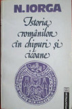 Istoria romanilor in chipuri si icoane, N. Iorga