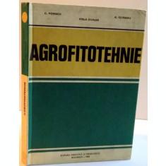 AGROFITOTEHNIE , 1983 Autor: C. POPECU...A. OLTEANU