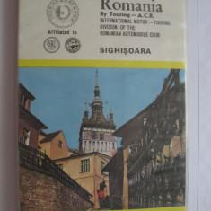 Diapozitive (Automobilul Clubul Roman)-Sighisoara (un volum), anii 80