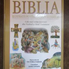 BIBLIA ILUSTRATA PENTRU INTREAGA FAMILIE.READER'S DIGEST