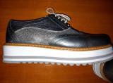 Pantofi damă-piele naturală